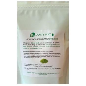 Poudre Green Detox Organic