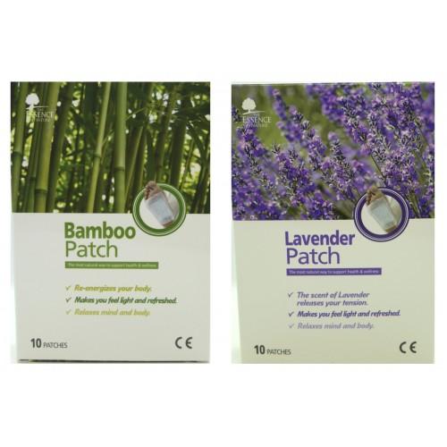Offre Patch BAMBOU + LAVANDE