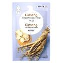 Masque coréen visage au GINSENG (en tissu)